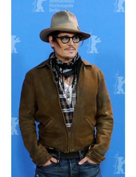 Minamata-Johnny-Depp-Berlin-Film-Fest-Jacket