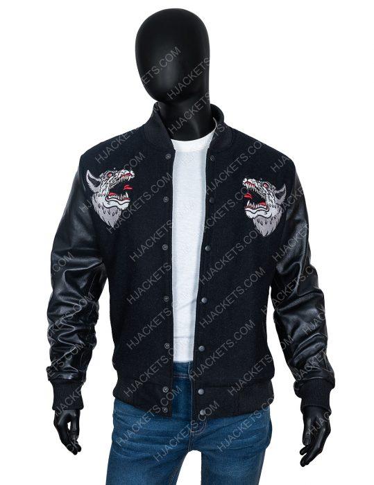 Raised By Wolves Souvenir Redux black Jacket