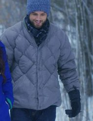 The-Christmas-Listing-Chad-Everett-Puffer-Jacket