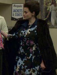 The-Crown-Princess-Margaret-Shearling-Coat