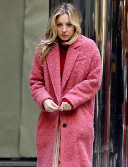 The-Flight-Attendant-Cassie-Pink-Coat