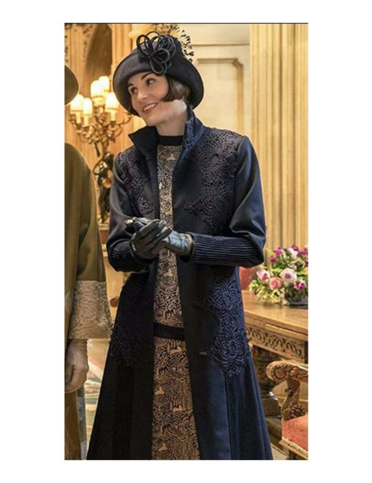 The-Gilded-Age-Michelle-Dockery-Coat