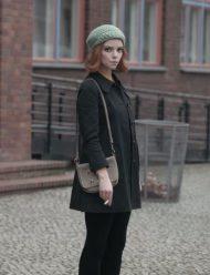 The Queen's Gambit Beth Harmon (Anya Taylor Joy) Coat