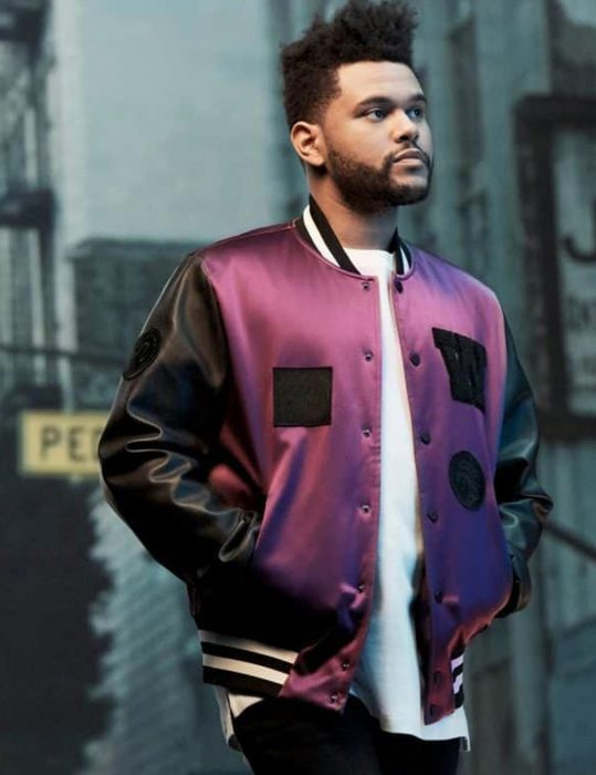 The-Weeknd-H&M-Jacket