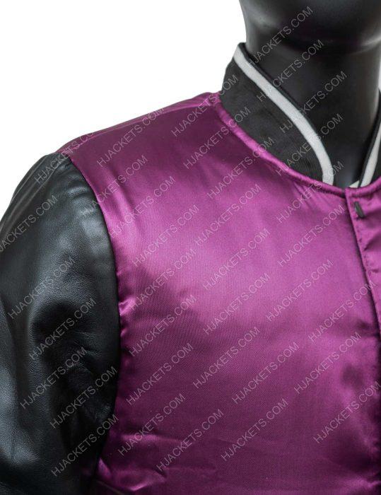 The Weeknd H&M Varsity Jacket