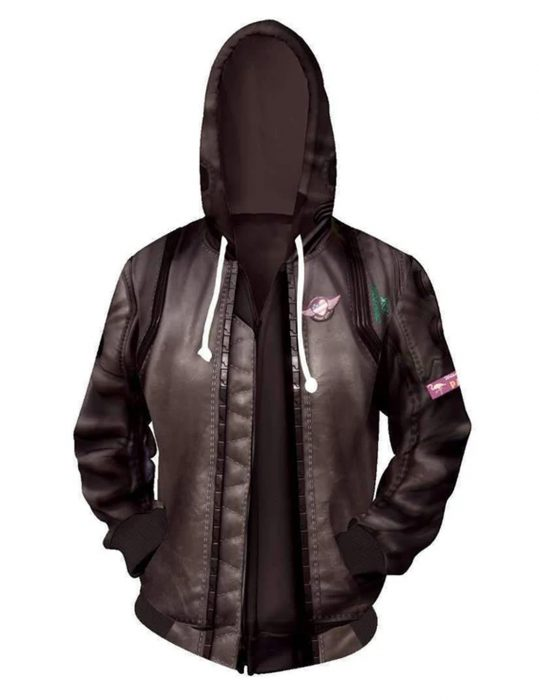 Video Game Cyberpunk 2077 Hoodie