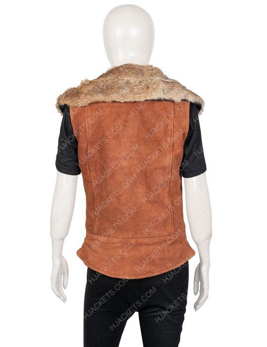 Zombies 2 Wynter Fur Vest