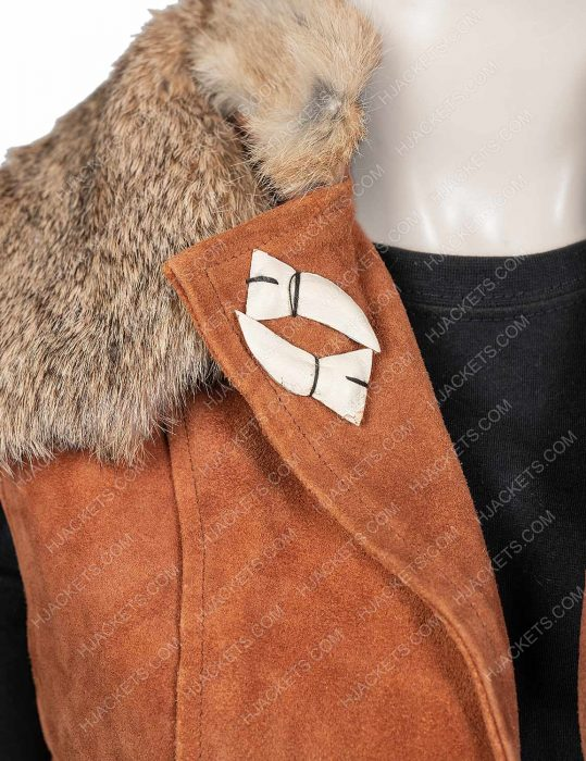 Zombies 2 Wynter Vest With Fur