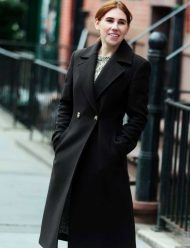 Zosia-Mamet-The-Flight-Attendant-Coat