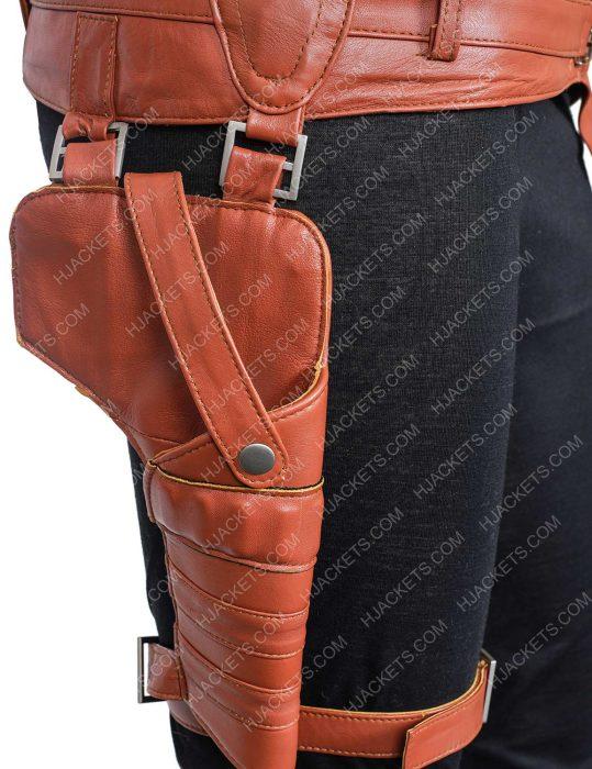 avengers nebula leather jacket