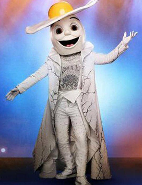 The Masked Singer S02 Egg Coat