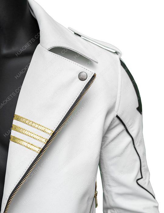 Freddie Mercury Queen Hot Space Leather Jacket