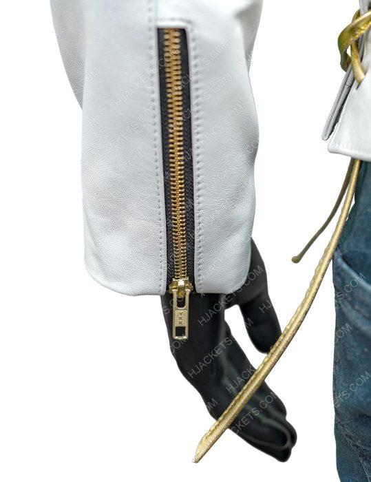 Freddie Mercury Queen Motorcycle Leather Jacket