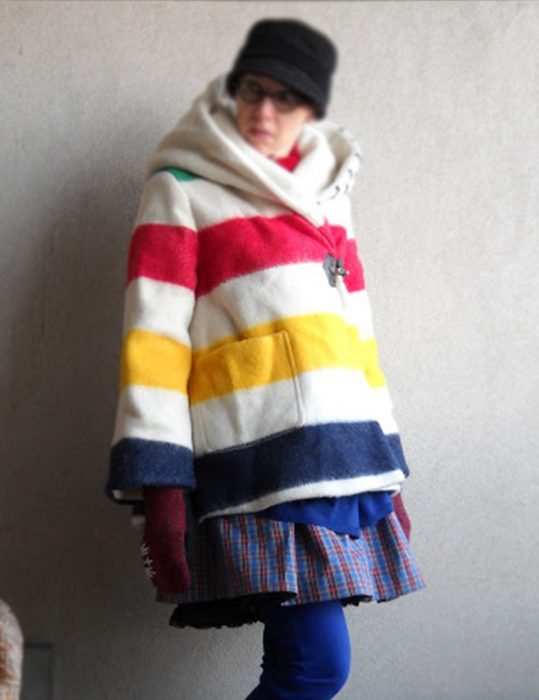 Hudson Bay Blanket Coats