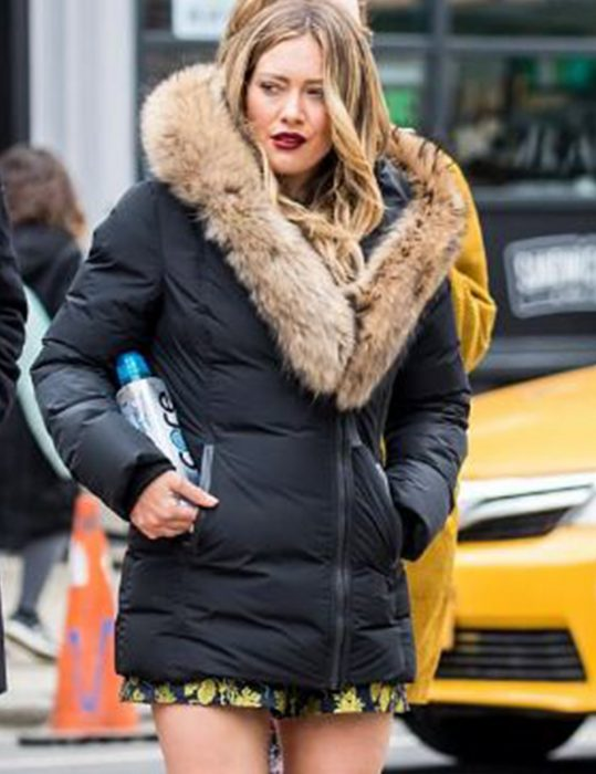 Kelsey-Peters-Season-7-Fur-Jacket