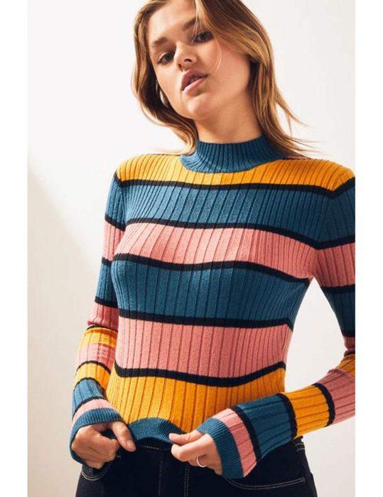 Lauren Lapkus The Wrong Missy Sweater