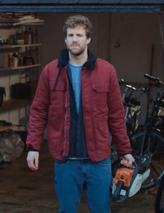 Luke Mockridge Hooded Jacket