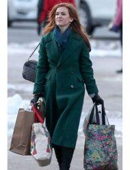 Mackenzie-Godmothered-Green-Trench-Coat