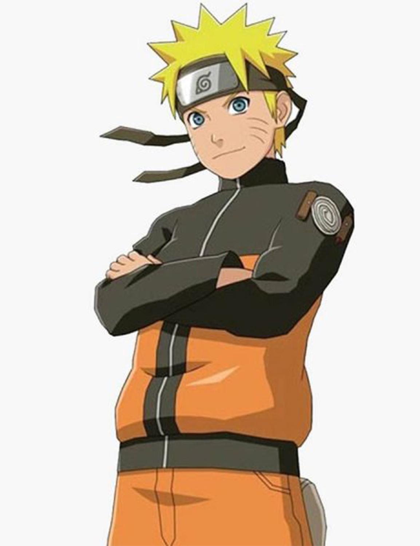 Naruto Shippuden Uzumaki Naruto Jacket | H Jackets
