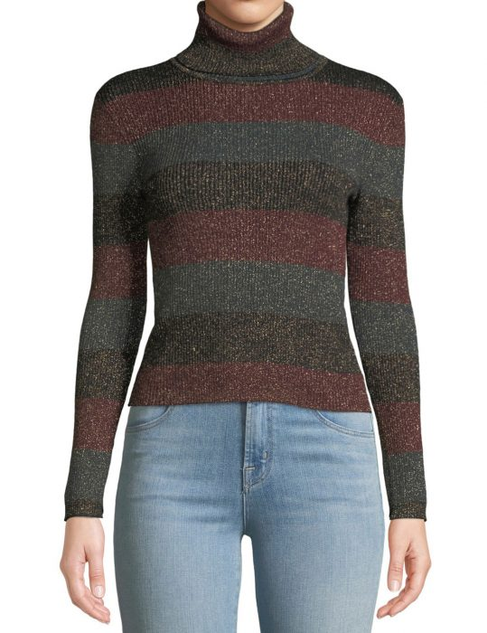Nicole Kidman The Undoing Grace Fraser Turtleneck Sweater