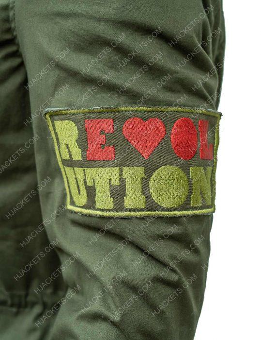 Pretty Green x The Beatles Parka Coat