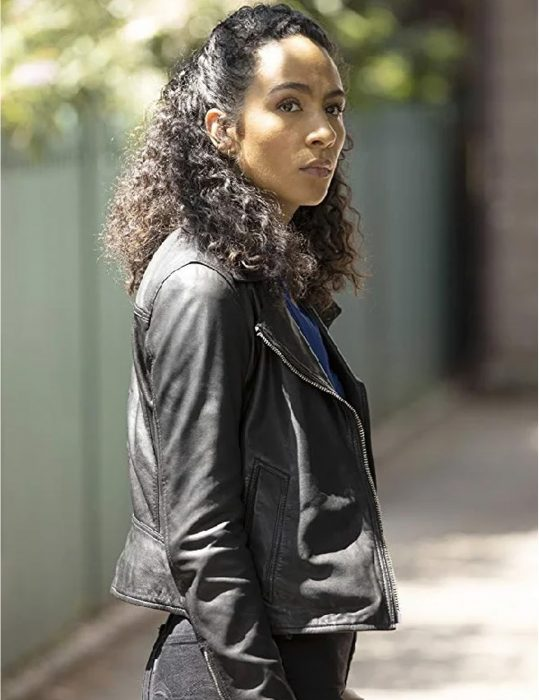 Prodigal-Son-S02-Dani-Powell-Leather-Jacket