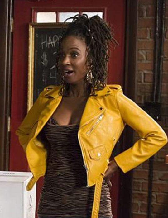 Shanola-Yellow-Leather-Jacket
