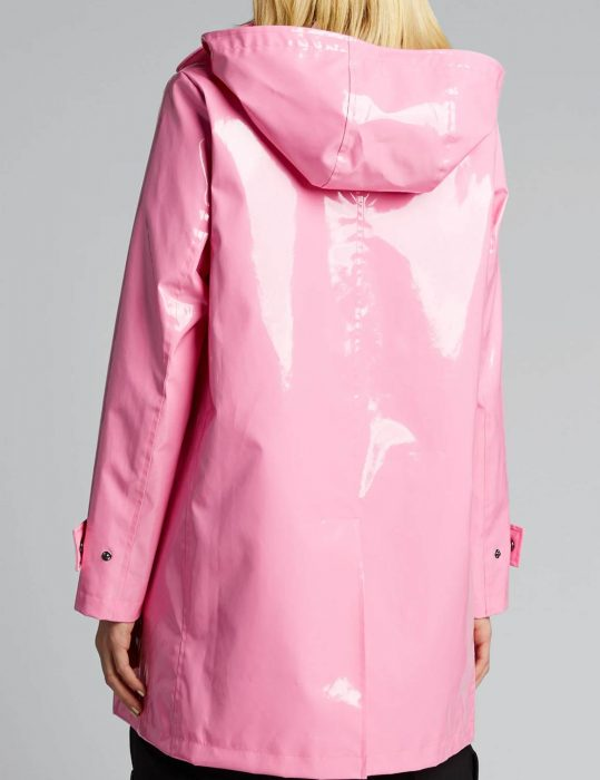 The-Today-Show-Savannah-Guthrie-Pink-Trench-Rain-Coat