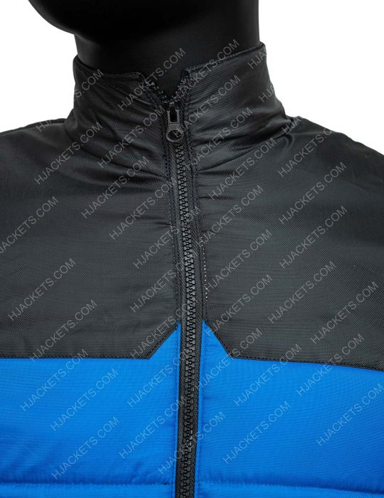 Top Boy Season 03 Jamie Blue Puffer