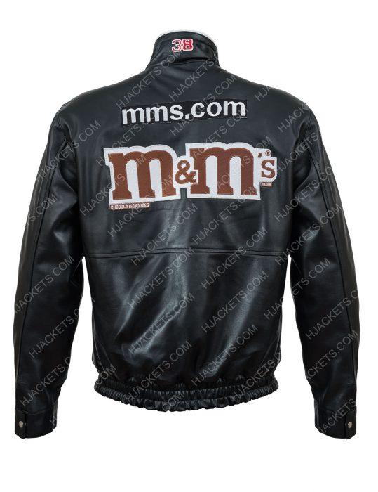 White Sox Fan M&ms Leather Jacket