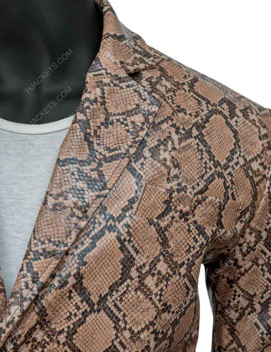 Wild at Heart Nicolas Cage Snake skin Jacket