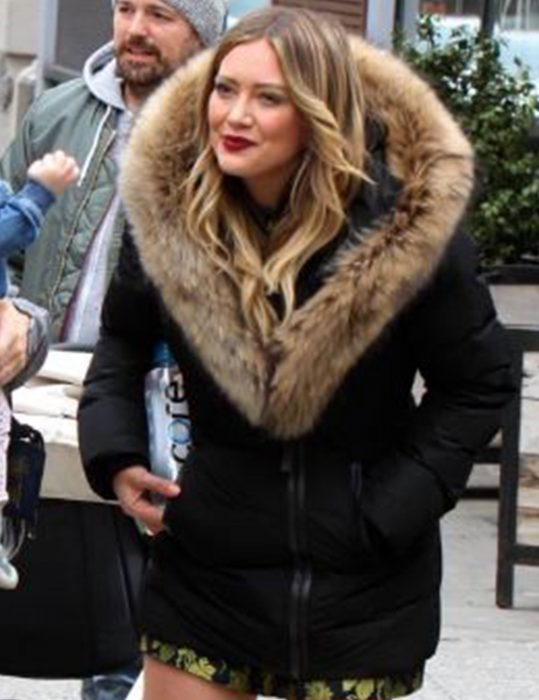 Younger-Hilary-Duff-Season-7-Fur-Jacket
