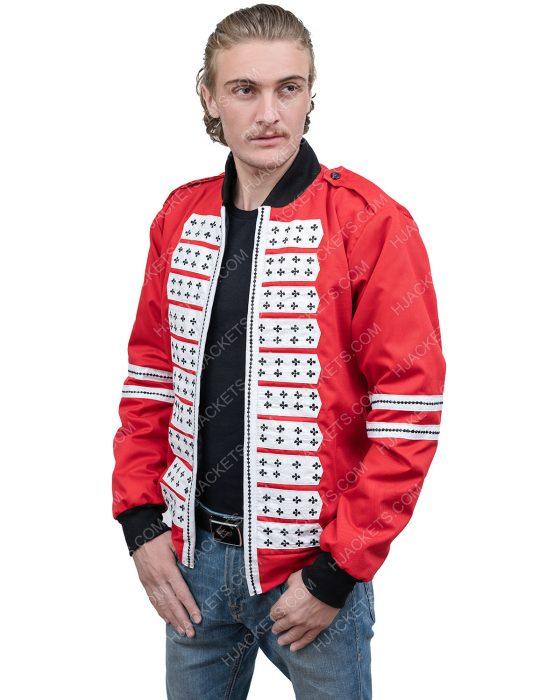 bts j.hope red jacket