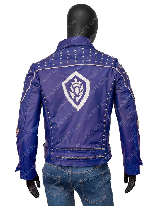 descendants 2 mitchell hope blue jacket
