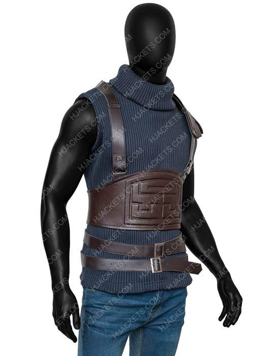 final fantasy vii remake leather vest