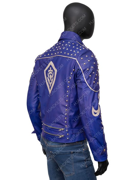 king ben descendants 2 mitchell hope jacket