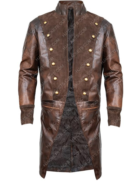 lionel erdogan la revolution albert guillotin brown coat