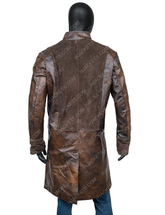 lionel erdogan la revolution albert guillotin leather coat