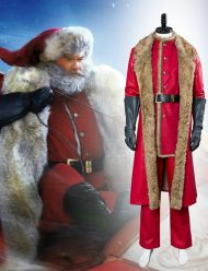 santa claus the christmas chronicles 2020 cosplay costume