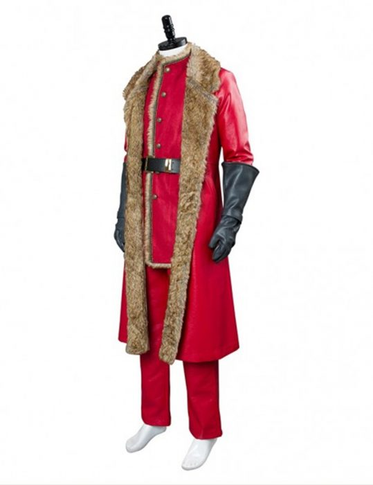 santa claus the christmas chronicles 2020 costume