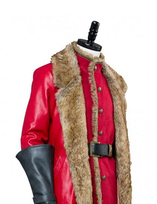 santa claus the christmas chronicles costume