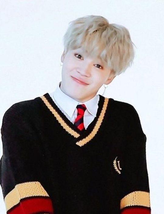singer jimin sweater