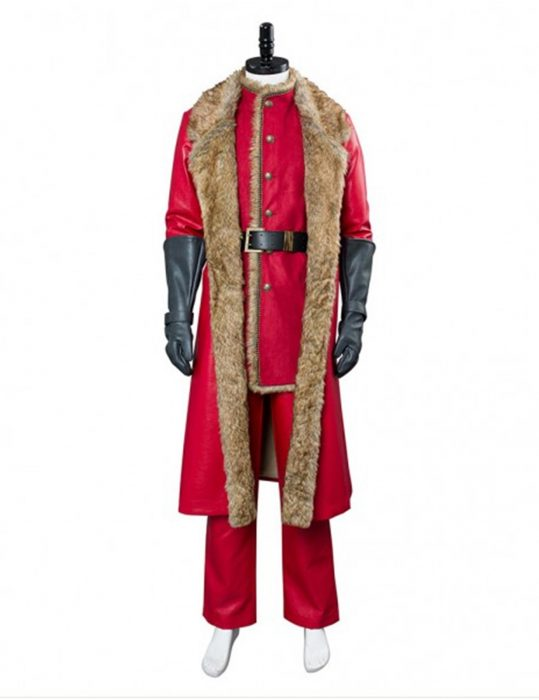 the christmas chronicles 2020 cosplay costume