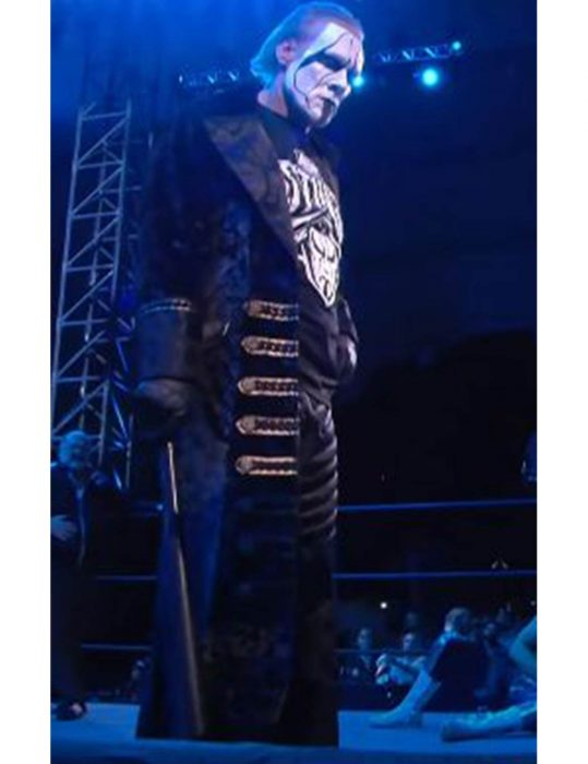AEW-Steve-Borden-Sting-Wrestler-Coat