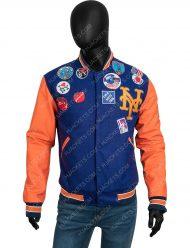 Akeem Coming 2 America Letterman Eddie Murphy Jacket