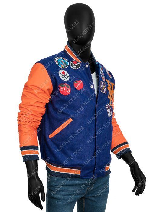 Akeem Coming 2 America Letterman Jacket