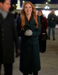 Christmas-in-Vienna-Sarah-Drew-Green-Coat