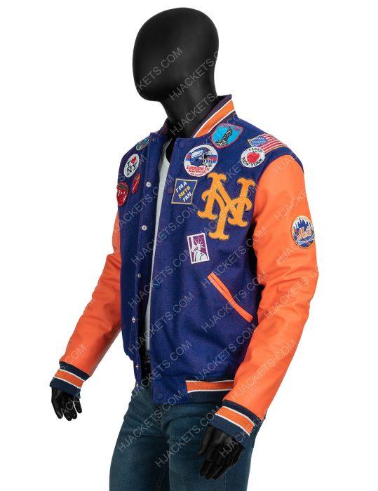 Coming 2 America Letterman Eddie Murphy Jacket