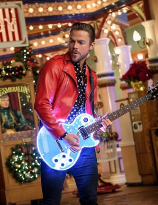 Disney's Magical Holiday Celebration Derek Hough Jacket
