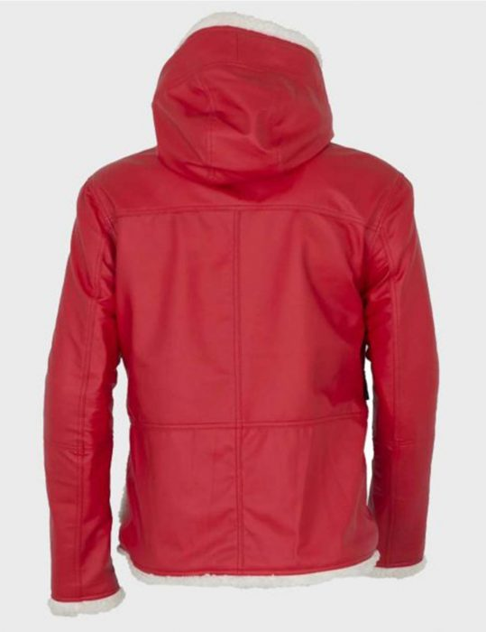 Mens-Santa-Claus-Leather-Coat